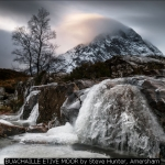 BUACHAILLE ETIVE MOOR by Steve Hunter, Amersham