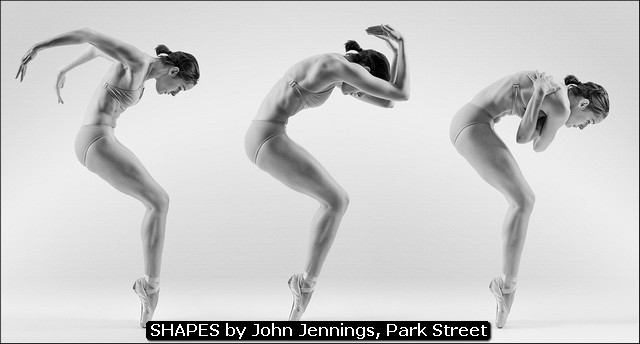 SHAPES by John Jennings, Park Street