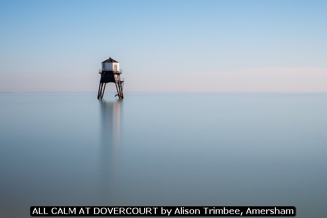 All Calam at Dovercourt by Alison Trimbee, Amersham