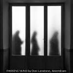 Passing Nuns by Don Lanstone, Amersham