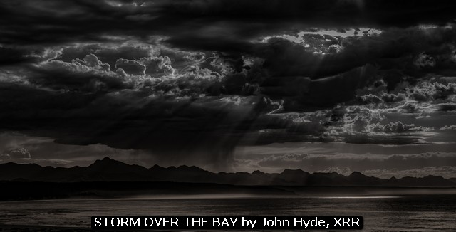 Storm over the Bay by John Hyde, XRR